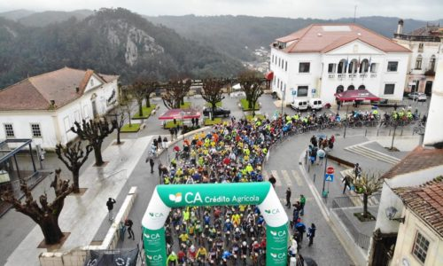 Bicicletas invadiram Penacova para Maratona BTT Rota da Lampreia
