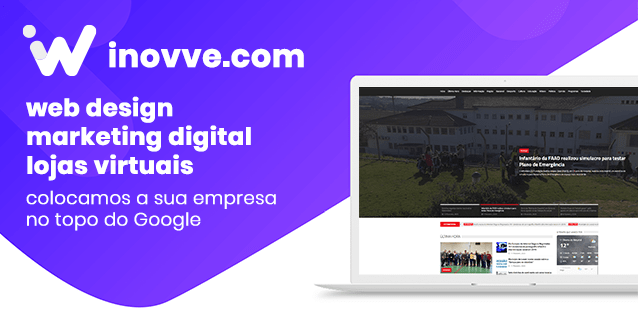 Inovve Web Design Coimbra