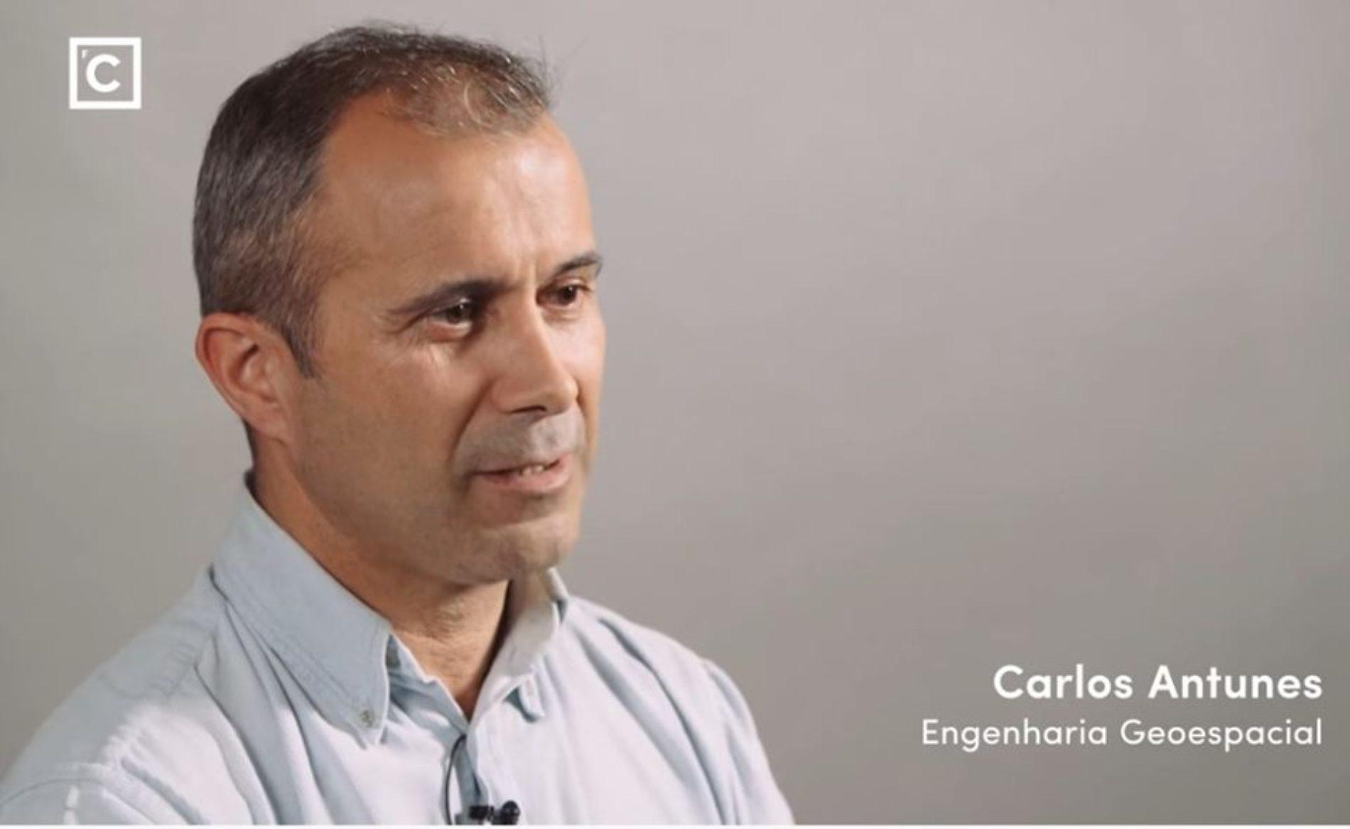 """COVID-19: """"A tendência de descida é suave, ligeira, mas consistente"""" verifica Carlos Antunes, professor da FCUL (com vídeo)"""