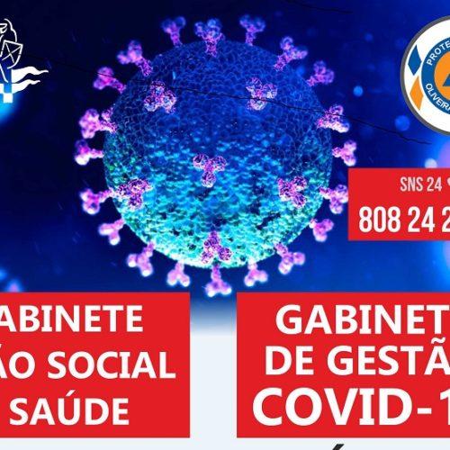 Covid-19: Município de Oliveira do Hospital disponibiliza linha de apoio psicológico