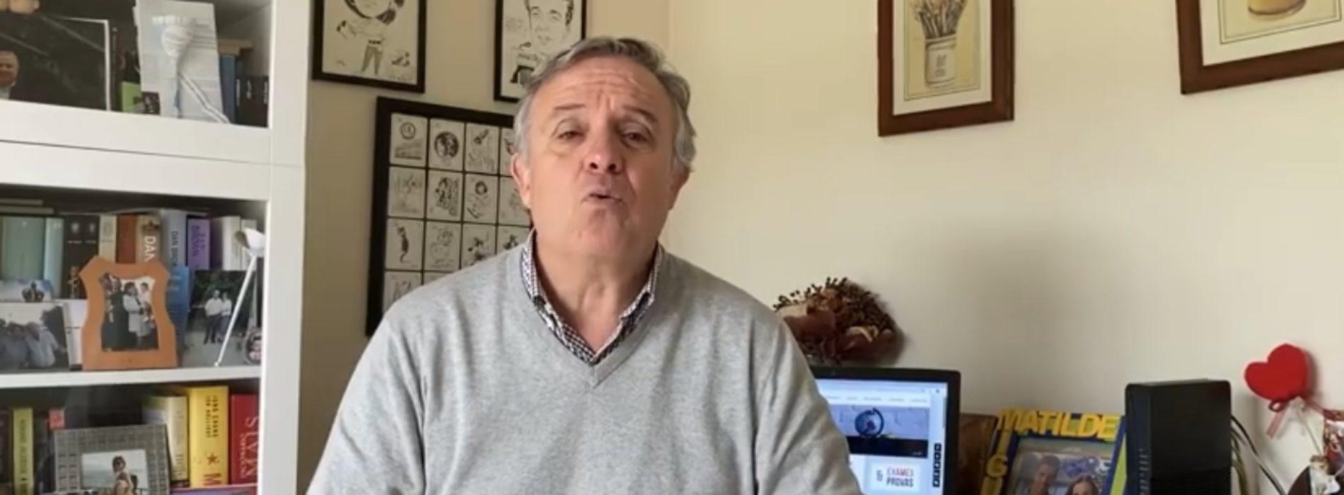 """Diretor do AEOH garante """"escola organizada e responsável"""" no 3º período que começa amanhã (com vídeo)"""