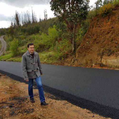 Município de Arganil investe mais 165 mil euros na renovação da rede viária do concelho
