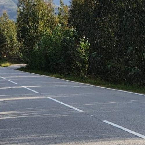 Município de Arganil investe mais de 122 mil euros em sinalização horizontal