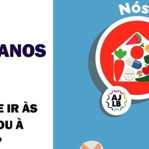 Associação de Jovens de Lagares da Beira presta auxílio à população de risco face ao Covid-19