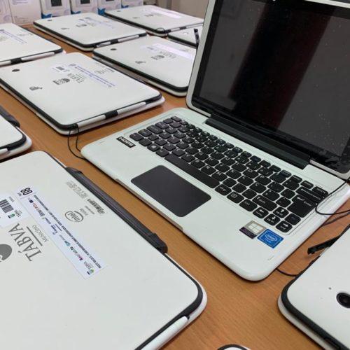 Município de Tábua disponibiliza 80 computadores e 110 acessos à internet a alunos que não disponham de equipamento informático