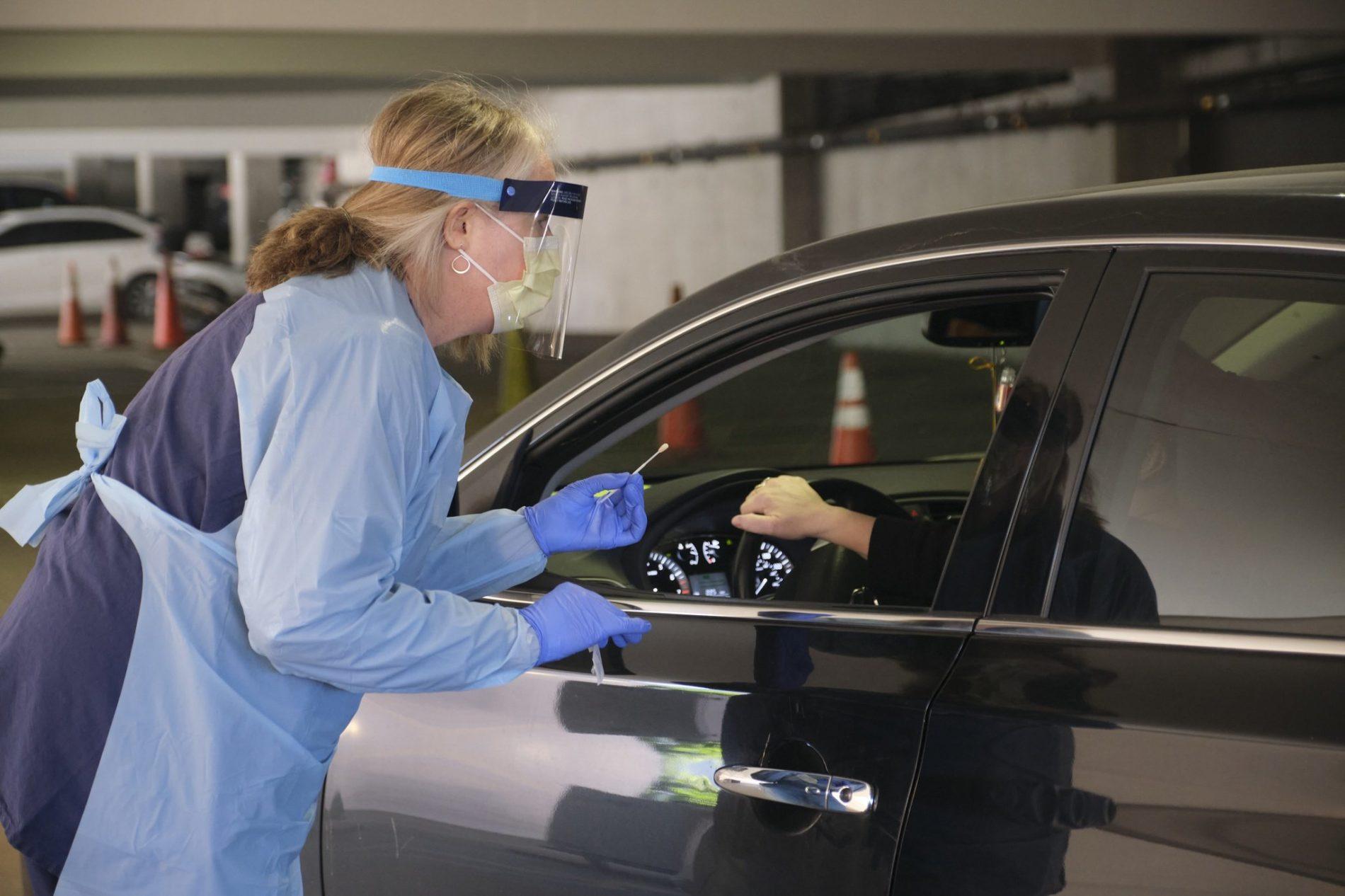 """""""Drive Test"""" para rastreio à Covid-19 arranca amanhã em Oliveira do Hospital"""