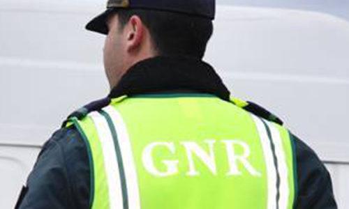 Região: GNR apreendeu munições, armas e um machado