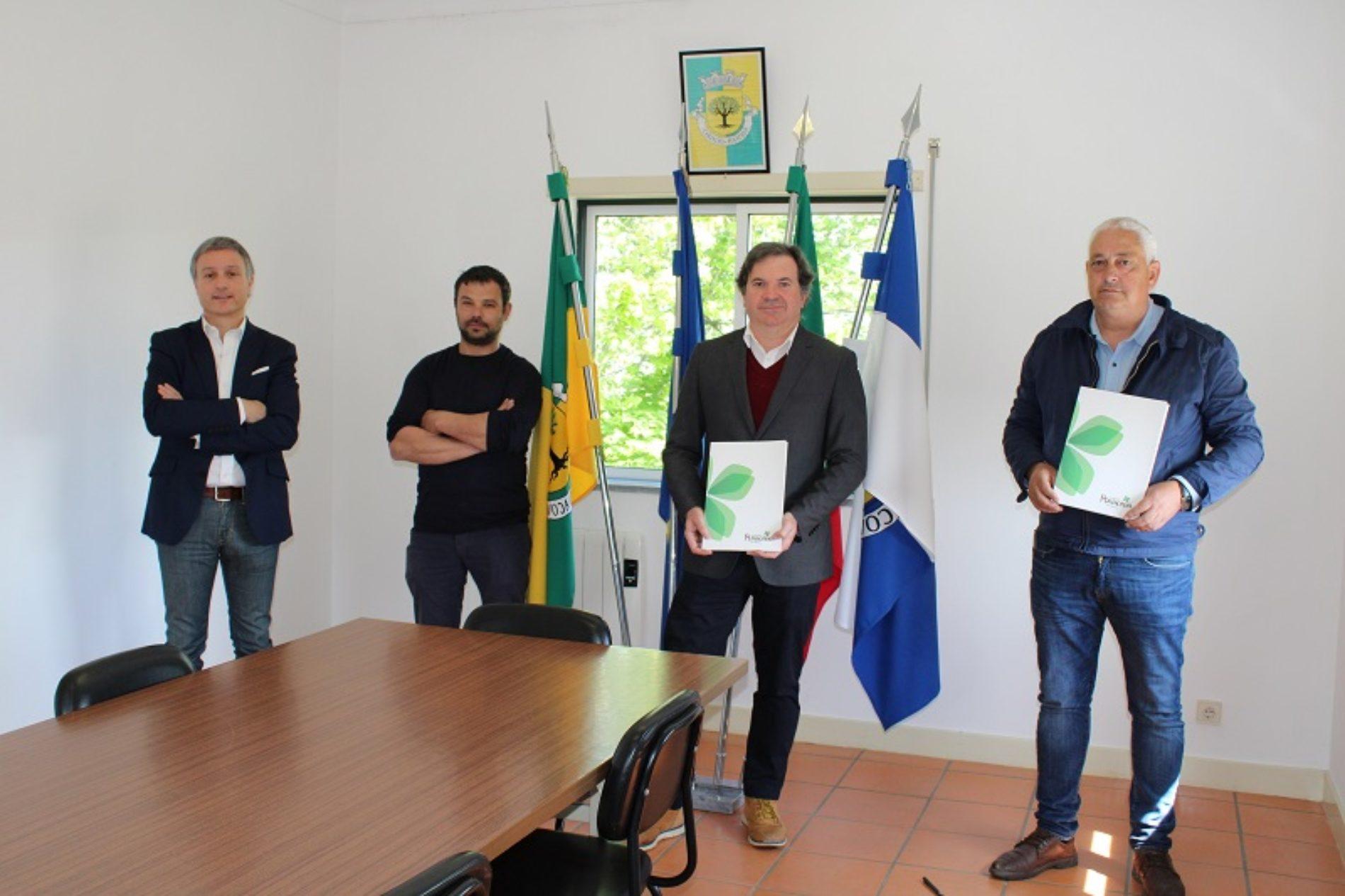 Penacova: Investimento superior a 1,5 milhões em pavimentações na freguesia de Carvalho
