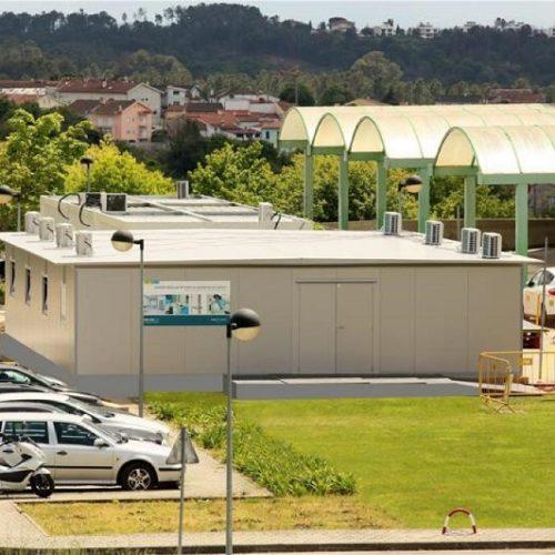 Purever Industries ofereceu unidade de triagem Covid-19 ao Hospital de S.Teotónio-Viseu