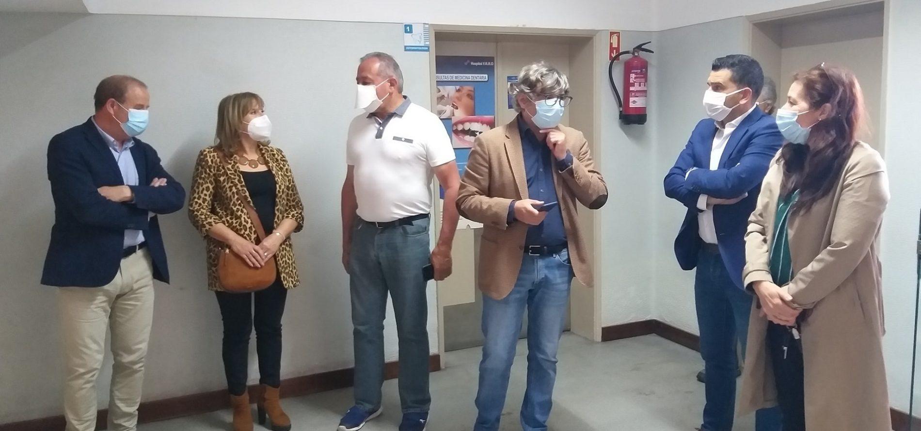 Funcionários de creches privadas em Oliveira do Hospital fazem teste de rastreio à Covid-19