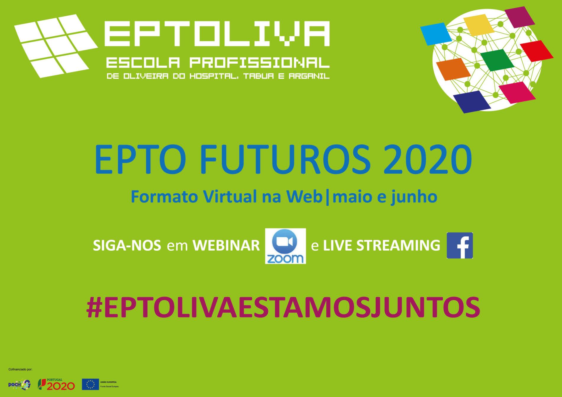 Eptoliva regressa com Epto Futuros virtuais de livre acesso para todos