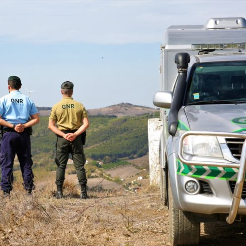 GNR reforça o patrulhamento para a prevenção de incêndios rurais