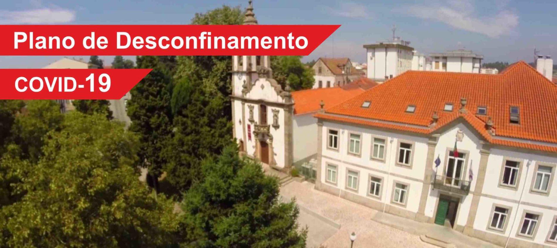 Plano de Desconfinamento: Câmara Municipal reabre ao público dia 11 de maio