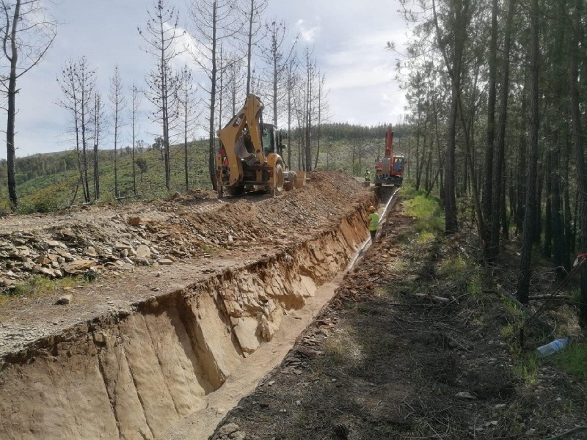 Arganil: 2,6 milhões de euros para melhorar o abastecimento de água em Vila Cova do Alva, Alqueve e Pomares
