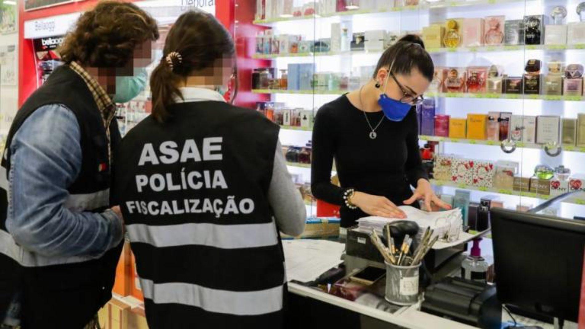 ASAE apreende 77 mil máscaras e instaura oito processos por contrafacção