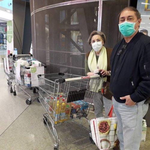 Campanha da Cáritas em tempo de pandemia resultou em mais de 600 produtos