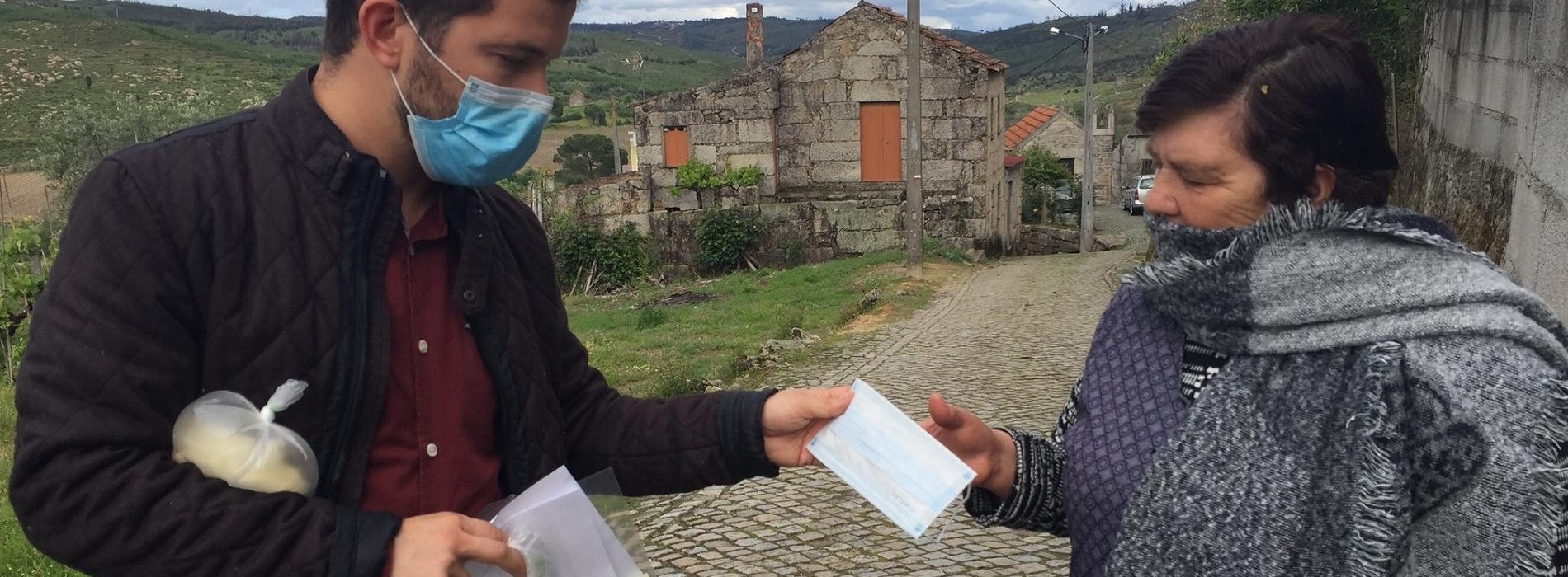 Projeto social de 4ª geração já apoiou 46 agregados familiares e 84 pessoas em Oliveira do Hospital (com vídeo)