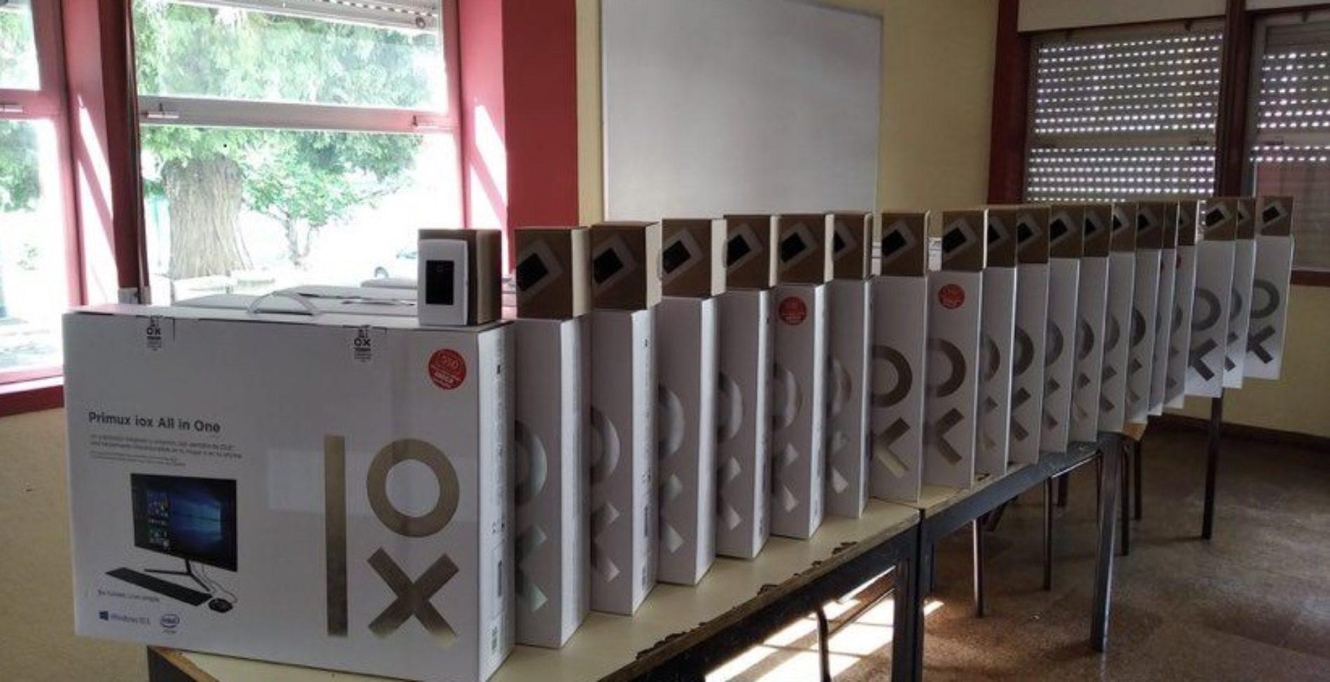 Município de Oliveira do Hospital disponibiliza computadores e internet a alunos do concelho