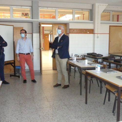 Município de Tábua cede equipamento informático a alunos do Agrupamento de Escolas de Tábua