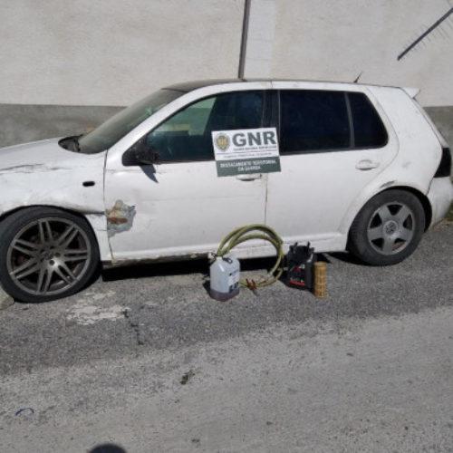 Guarda: Três detidos por furto de combustível