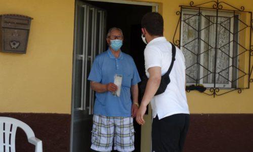 PIDS já distribuiu 700 máscaras a idosos e doentes de risco da freguesia do Seixo da Beira