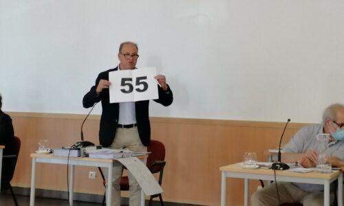 Alexandrino revela que no executivo (PSD) anterior ao seu foram atribuídos 55 subsídios no montante de 349 mil Euros às fábricas da Igreja