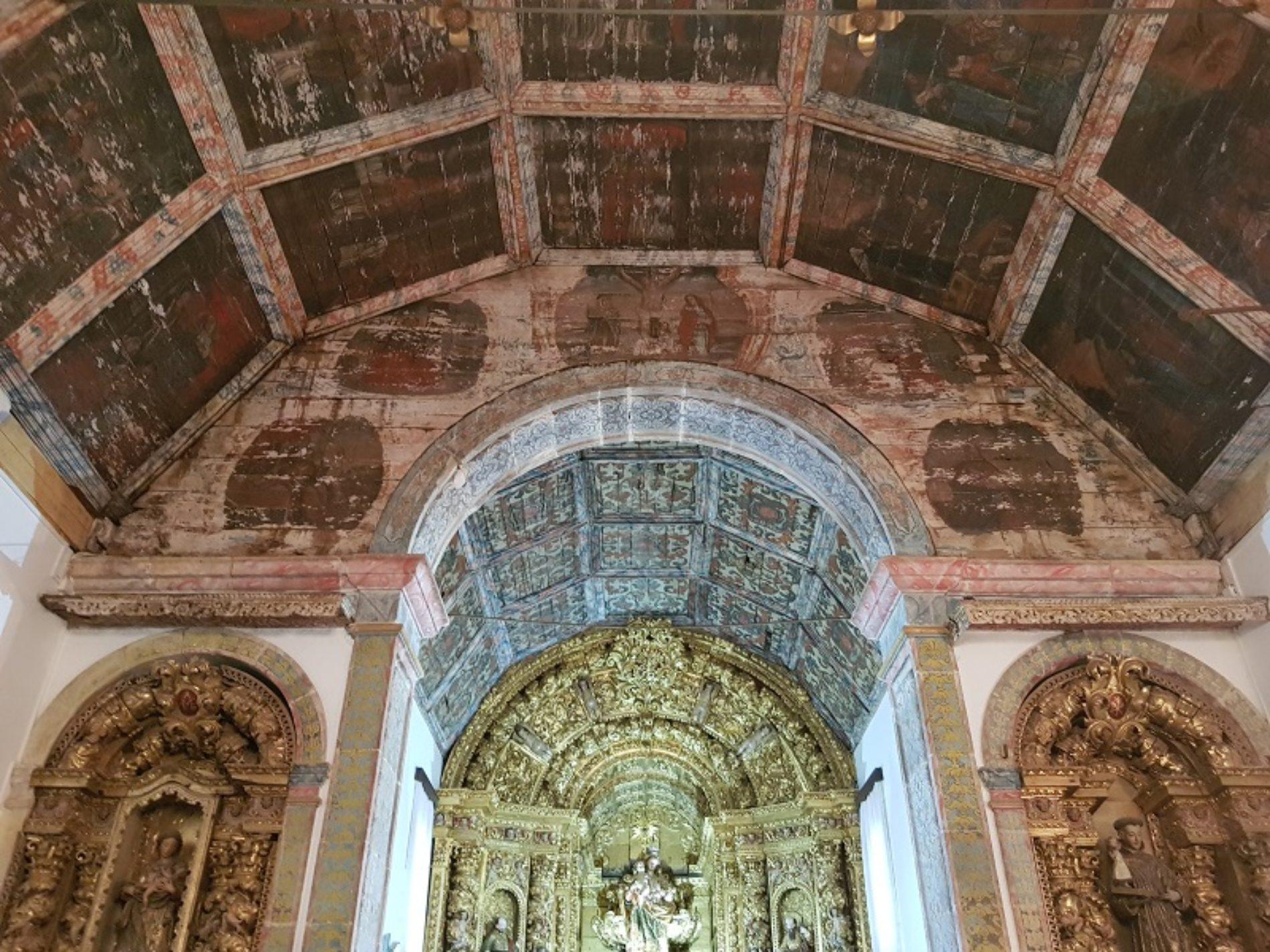 Município de Arganil assegura intervenção de restauro do Arco Triunfal da Igreja Matriz de Vila Cova do Alva
