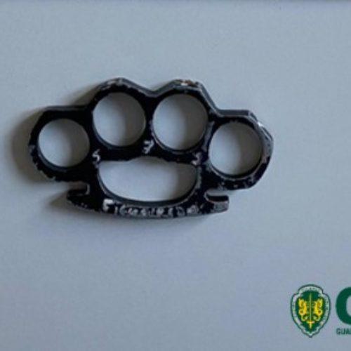 Coimbra: Homem detido por posse de arma proibida