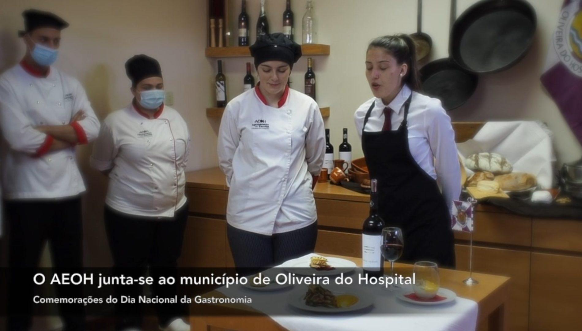 AEOH associa-se às comemorações do Dia Nacional de Gastronomia (com vídeo)