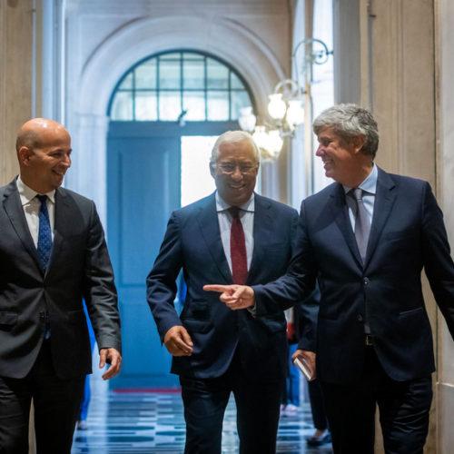 Mário Centeno sai do Governo. João Leão é o novo ministro das Finanças