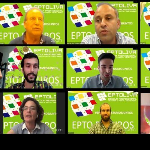 Eptoliva: Eletrónica, Mecatrónica e Desporto inauguram eptofuturos na web com milhares de visualizações