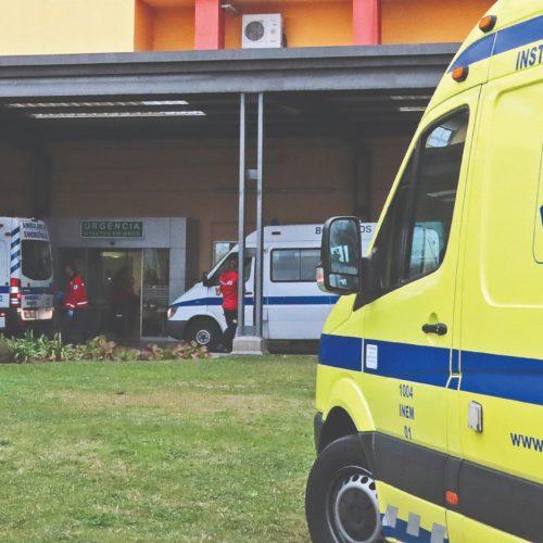 Leiria: Homem com sintomas de enfarte morre após mais de 6 horas sem ser atendido