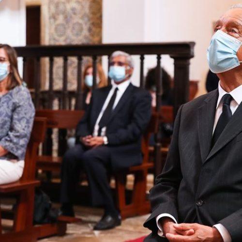 """Pedrógrão: Marcelo destaca """"lentidão da justiça"""" três anos após o grande incêndio"""