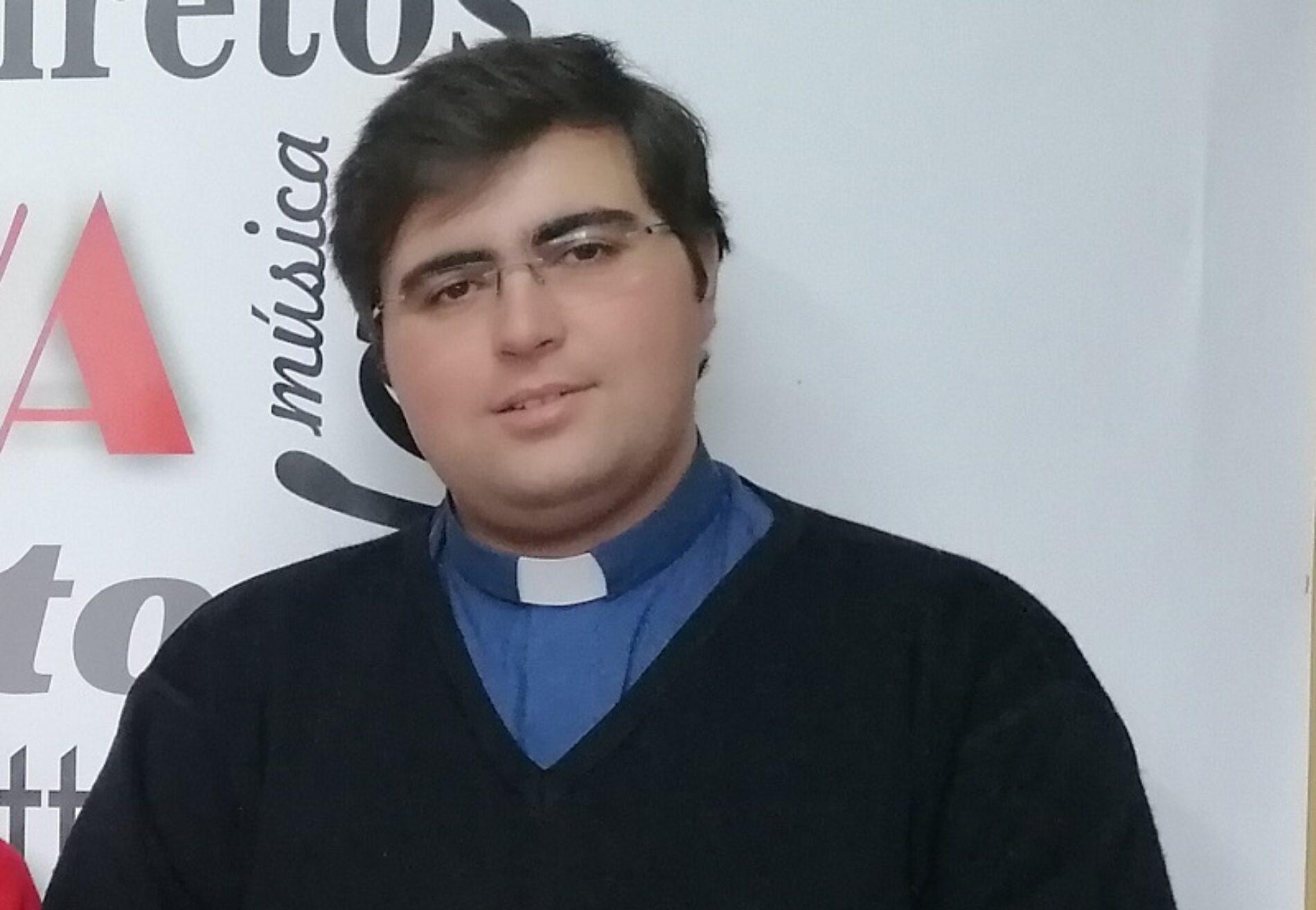 Padre Orlando Henriques celebra 10 anos de ordenação sacerdotal