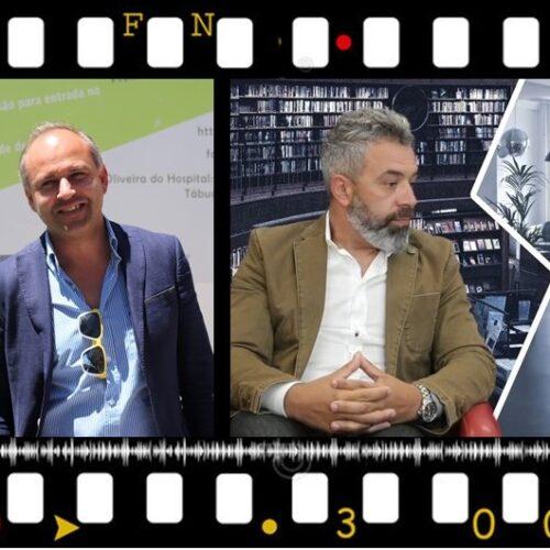Humorista Pedro Alves convida alunos a inscreverem-se na Eptoliva em filme promocional