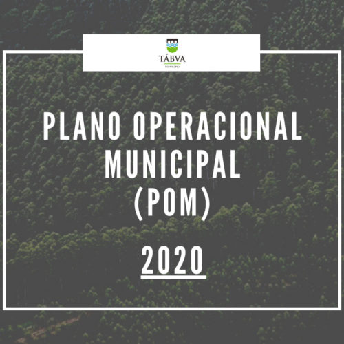 Tábua: Aprovado o Plano Operacional Municipal de 2020