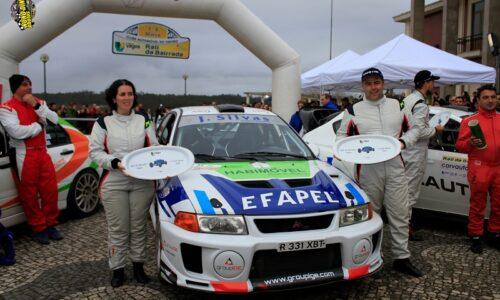 J.Silvas Rally Team ansiosa pelo regresso dos ralis