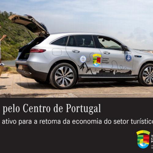 """Turismo Centro de Portugal e Sodicentro apresentaram projeto """"Ao volante pelo Centro de Portugal"""""""