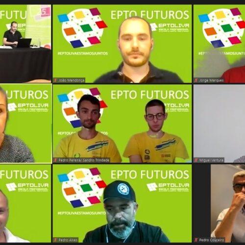 """Acompanhe aqui a webinar """"Competição e Mundo Automóvel – Impacto e Futuros"""" promovida pela EPTOLIVA"""