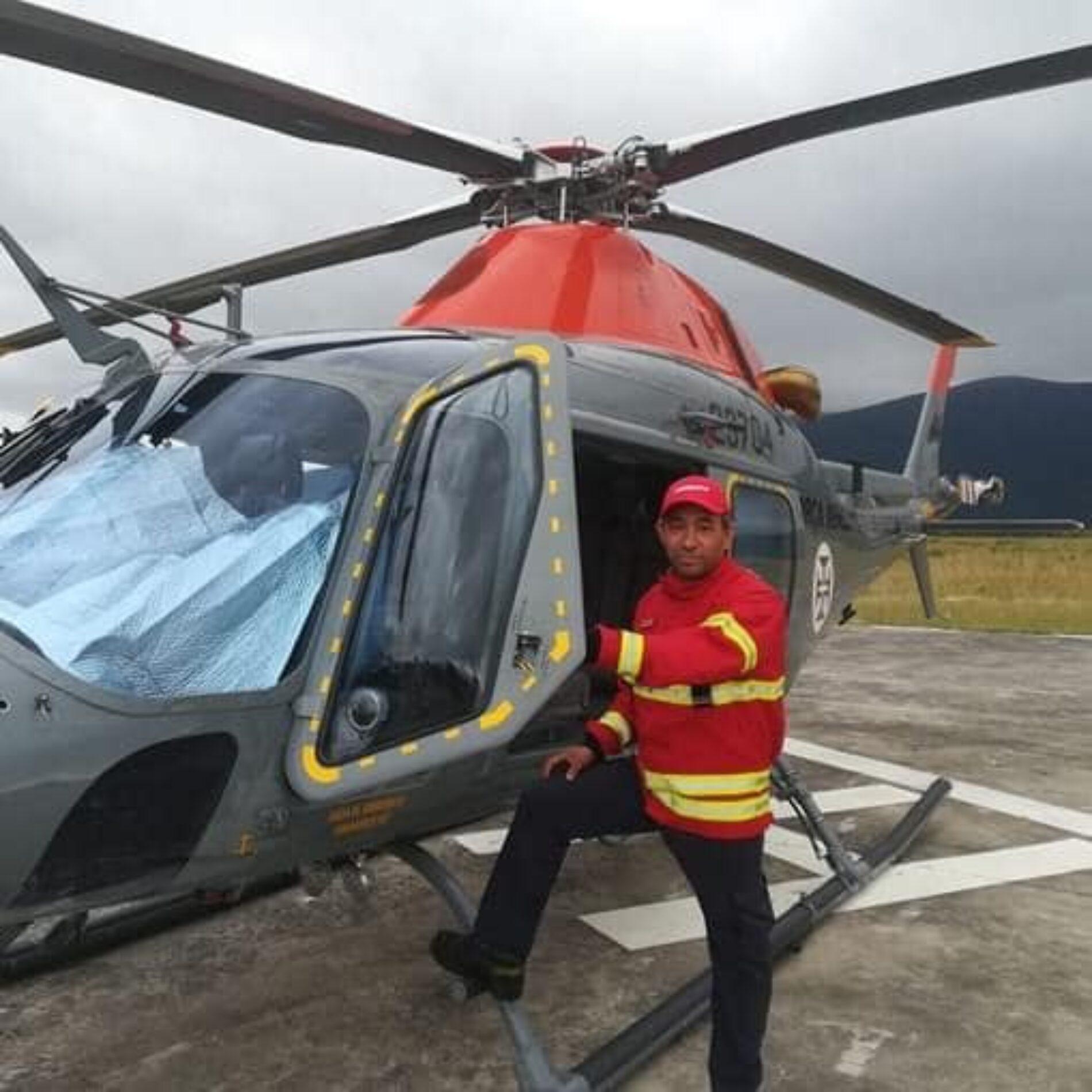 Bombeiro morreu no combate a incêndio que deflagrou na serra da Lousã