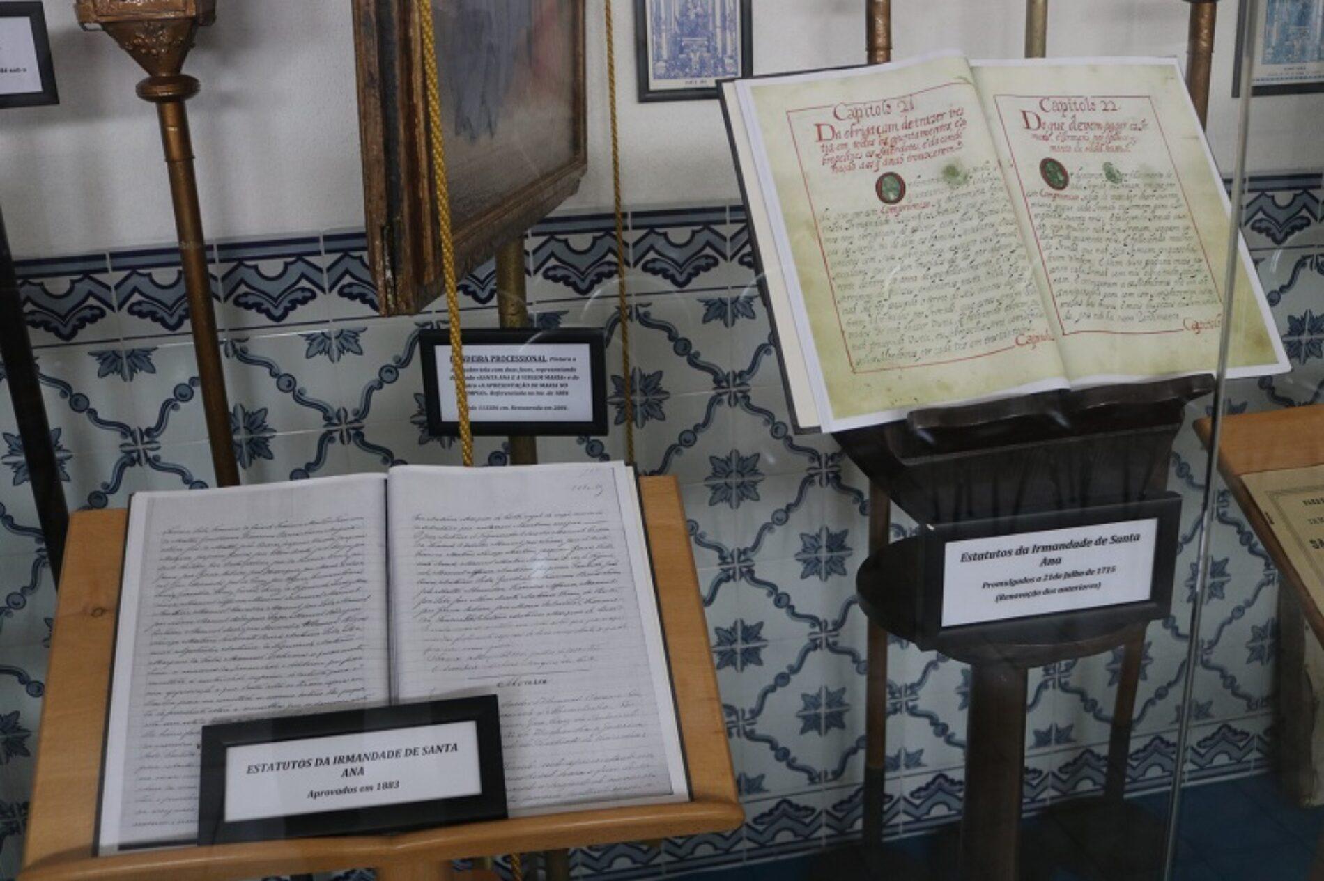 """""""A finalidade da Irmandade ao ter como padroeira a Santa Ana é prestar culto e veneração"""" (com vídeo)"""