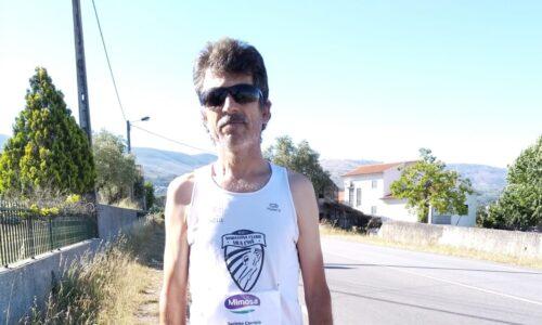 Maratona Clube da Vila Chã participou em provas virtuais de Atletismo
