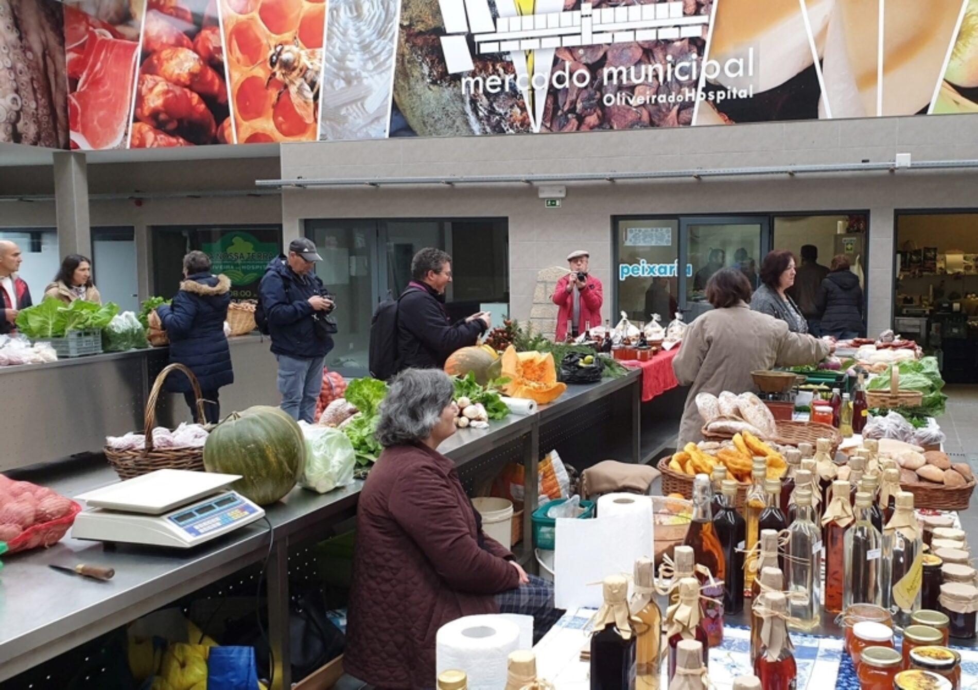 """Mercado """"Da Nossa Terra"""" em Oliveira do Hospital completa 10 anos de existência"""