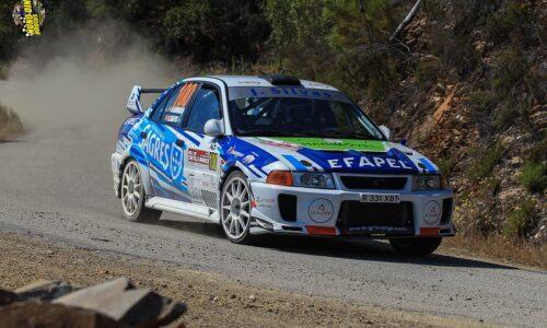 Silvas Rally Team alcança vitória em Castelo Branco