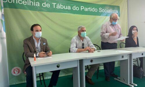 Comissão Política Concelhia do PS de Tábua tomou posse