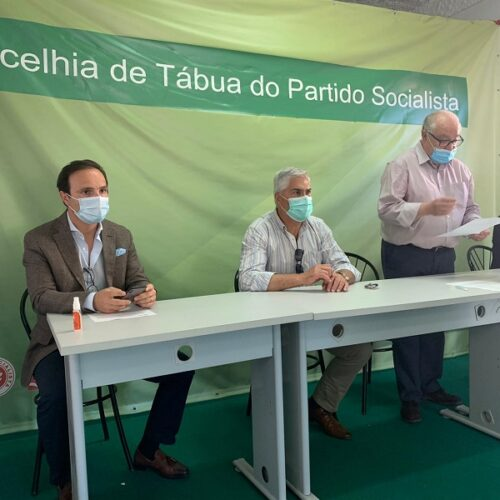 Comissão Política Concelhia do PS de Tábua tomou posse