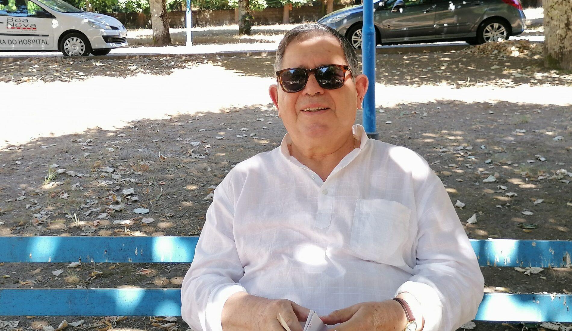 """Padre Borges apela a """"um movimento grande"""" para que """"Os Verbos dos Arguinas"""" consigam um """"lugar honroso"""" (com vídeo)"""
