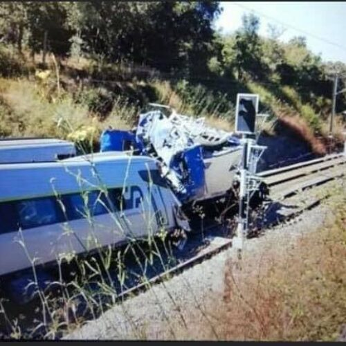 Soure: Comboio Alfa descarrila e provoca dois mortos e seis feridos graves