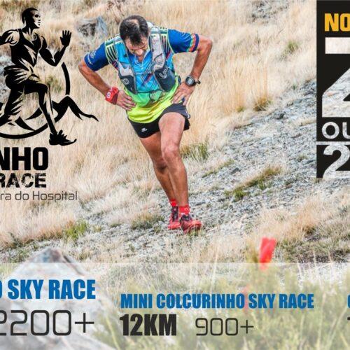 """""""Colcurinho Sky Race"""" adiada para 24 de outubro de 2021"""