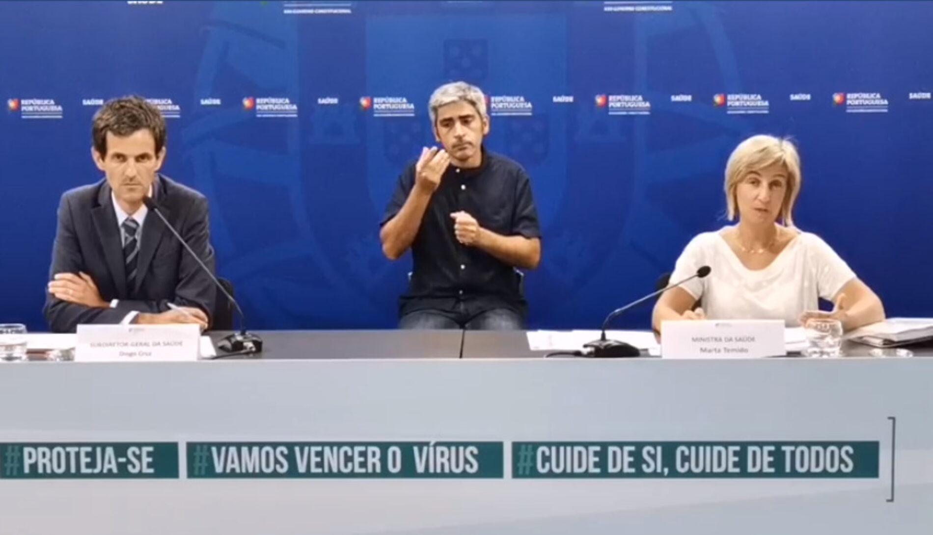 Covid-19: Há 198 surtos ativos em Portugal. 127 são na região de Lisboa